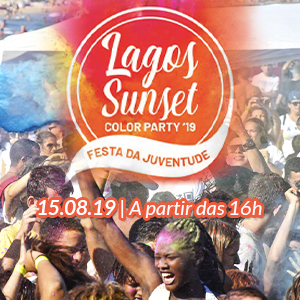 Lagos Sunset Color Party 19